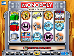 Monopoly Slot - You're in the Money